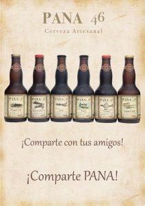 Seis distintos estilos de cerveza
