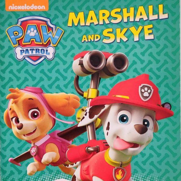 Marshall and Skye
