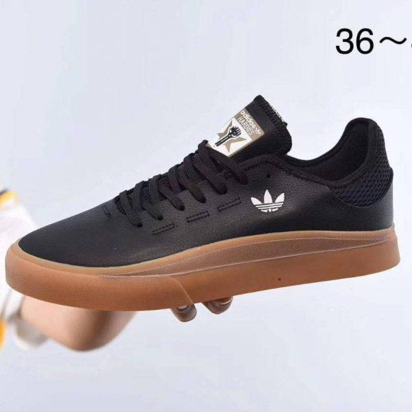 zapatos Negro Goma ValentinaShop