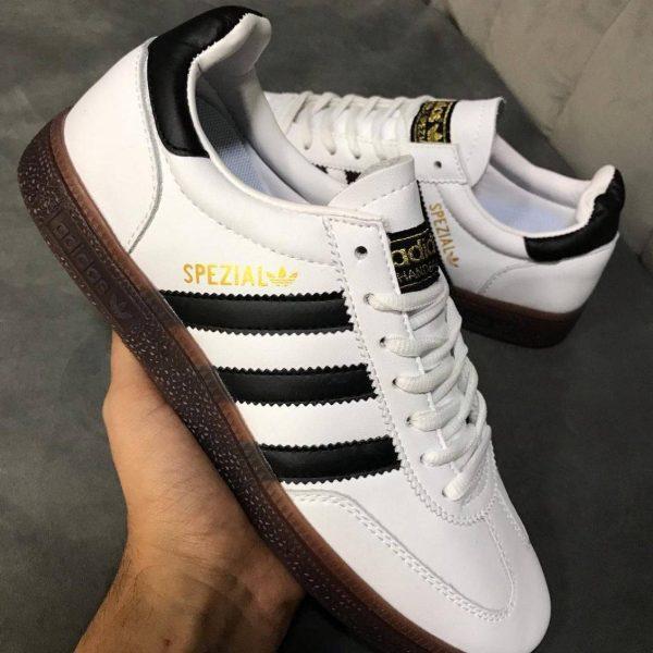 Zapato Negro Blanco ValentinaShop